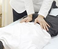 いわさ整体整骨院のソフトで優しい治療。